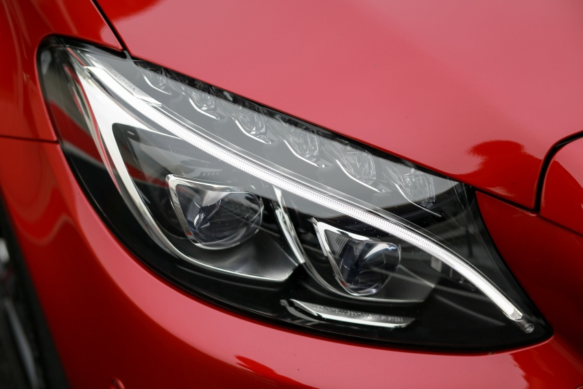 Mercedes-AMG C43 4Matic Sedan dan Coupe kini di M'sia – 3.0L biturbo V6 362 hp, RM500-RM549k Image #656727