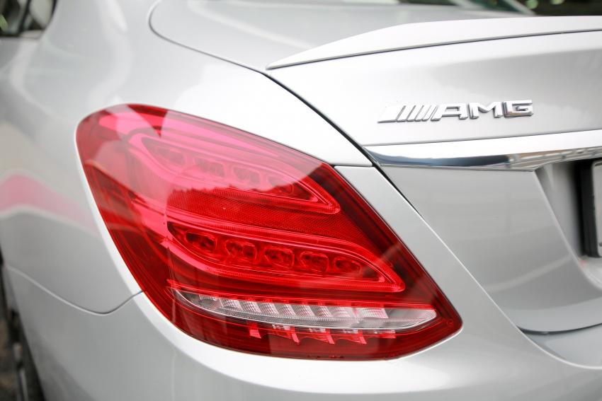 Mercedes-AMG C43 4Matic Sedan dan Coupe kini di M'sia – 3.0L biturbo V6 362 hp, RM500-RM549k Image #656758