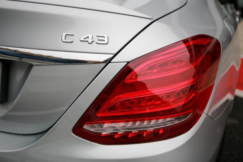 Mercedes-AMG C43 4Matic Sedan dan Coupe kini di M'sia – 3.0L biturbo V6 362 hp, RM500-RM549k Image #656757