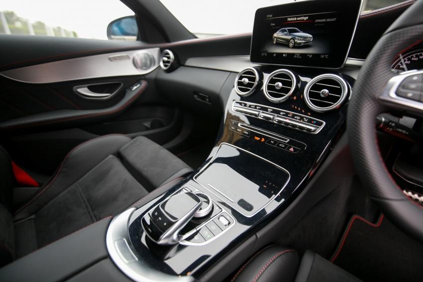Mercedes-AMG C43 4Matic Sedan dan Coupe kini di M'sia – 3.0L biturbo V6 362 hp, RM500-RM549k Image #656755