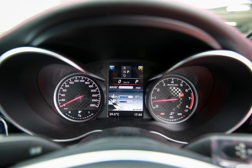 Mercedes-AMG C43 4Matic Sedan dan Coupe kini di M'sia – 3.0L biturbo V6 362 hp, RM500-RM549k Image #656753