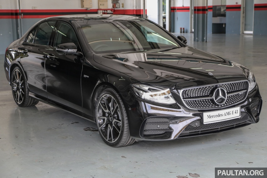 Mercedes-AMG E43 4Matic in Malaysia – RM658,888 Image #657123