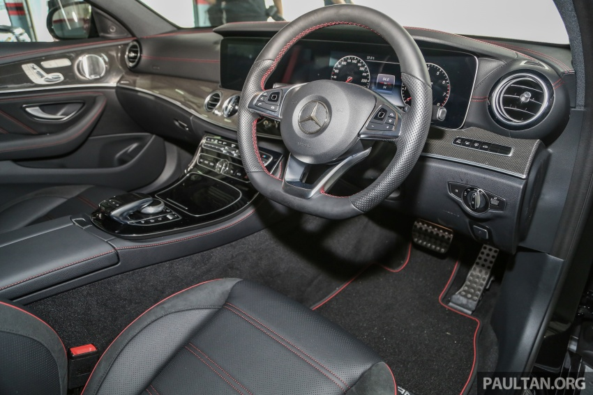 Mercedes-AMG E43 4Matic in Malaysia – RM658,888 Image #657132