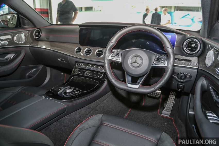 Mercedes-AMG E43 4Matic in Malaysia – RM658,888 Image #657133