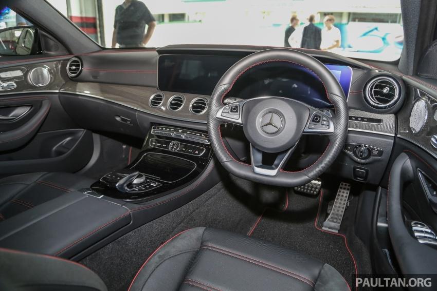 Mercedes-AMG E43 4Matic in Malaysia – RM658,888 Image #657133