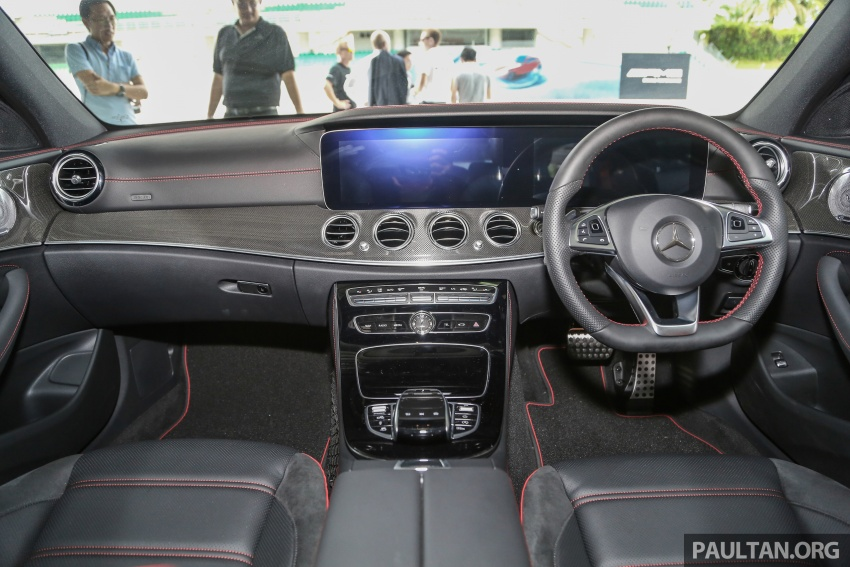 Mercedes-AMG E43 4Matic in Malaysia – RM658,888 Image #657134