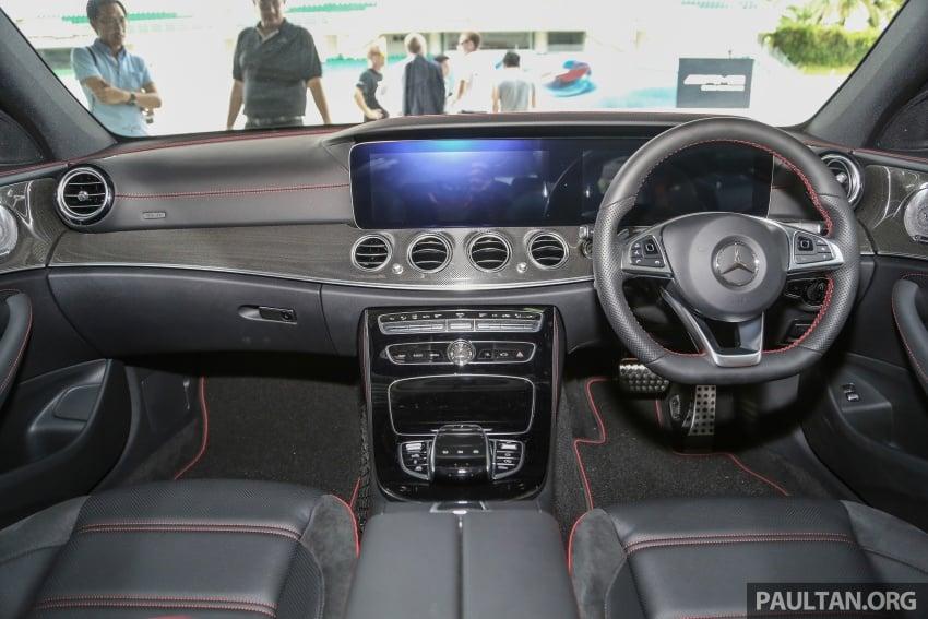 Mercedes-AMG E43 4Matic in Malaysia – RM658,888 Image #657134