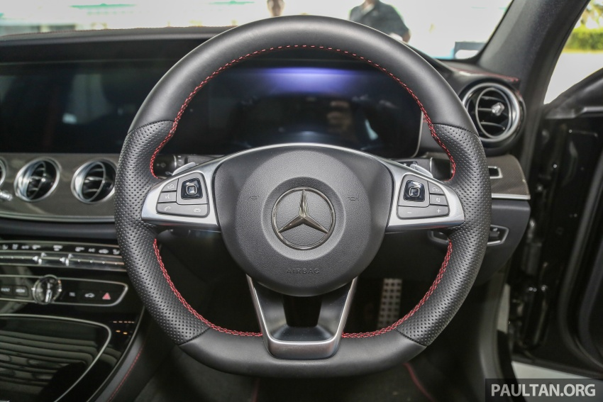 Mercedes-AMG E43 4Matic in Malaysia – RM658,888 Image #657135