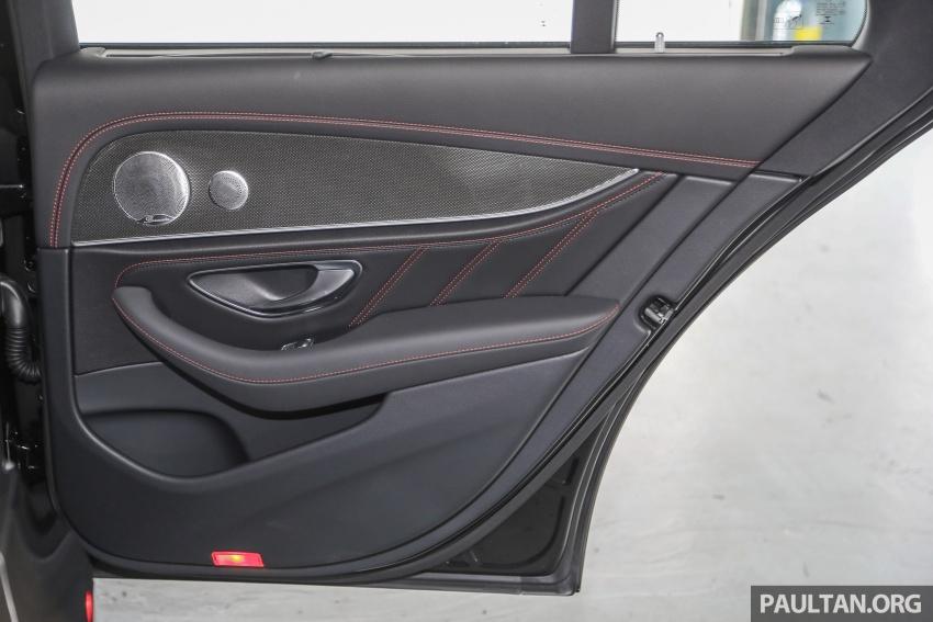 Mercedes-AMG E43 4Matic in Malaysia – RM658,888 Image #657143
