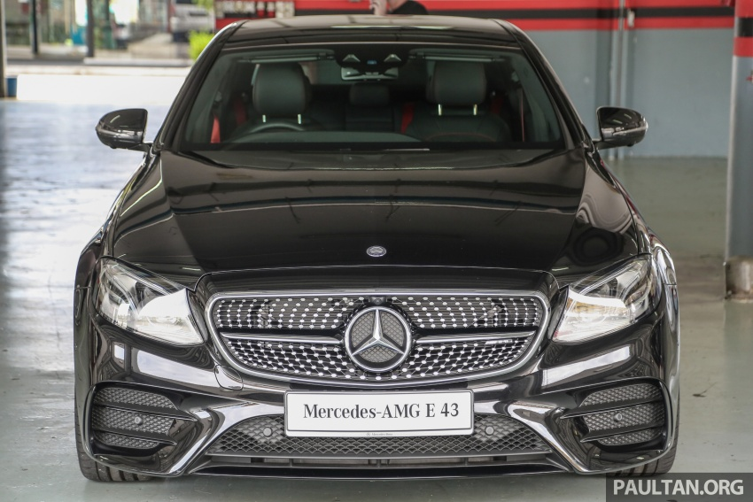 Mercedes-AMG E43 4Matic in Malaysia – RM658,888 Image #657125