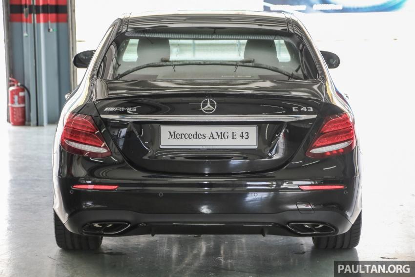 Mercedes-AMG E43 4Matic in Malaysia – RM658,888 Image #657126