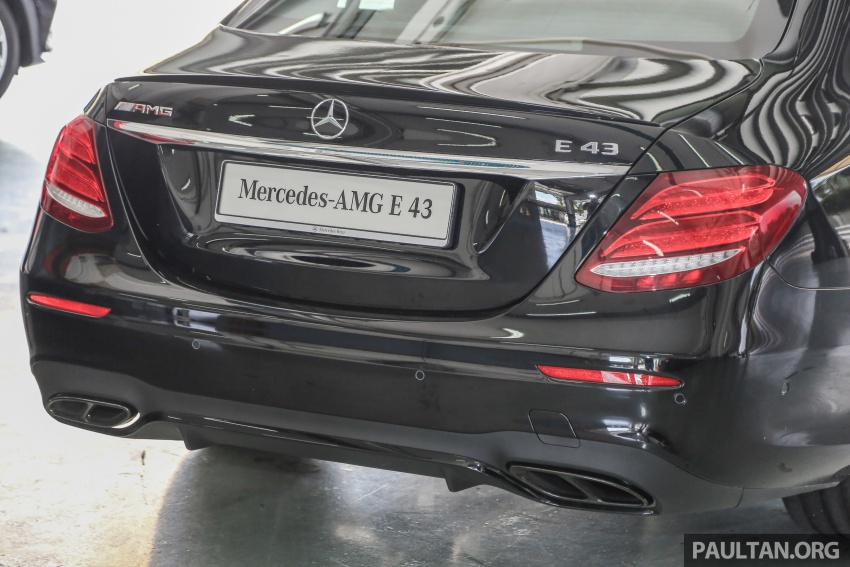 Mercedes-AMG E43 4Matic in Malaysia – RM658,888 Image #657128