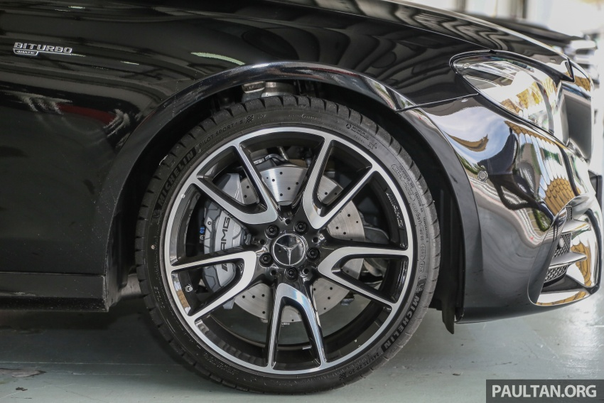 Mercedes-AMG E43 4Matic in Malaysia – RM658,888 Image #657130