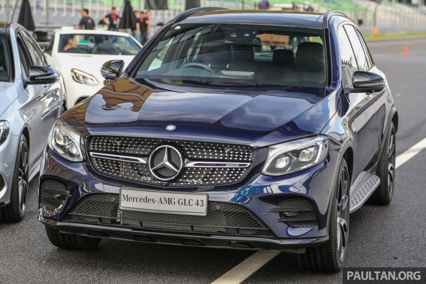 Mercedes-AMG GLC43 and GLC43 Coupe in Malaysia – 0-100 km/h in 4.9 seconds, RM539k and RM581k Image #657011