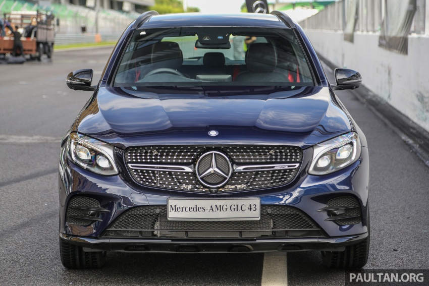 Mercedes-AMG GLC43 and GLC43 Coupe in Malaysia – 0-100 km/h in 4.9 seconds, RM539k and RM581k Image #657013