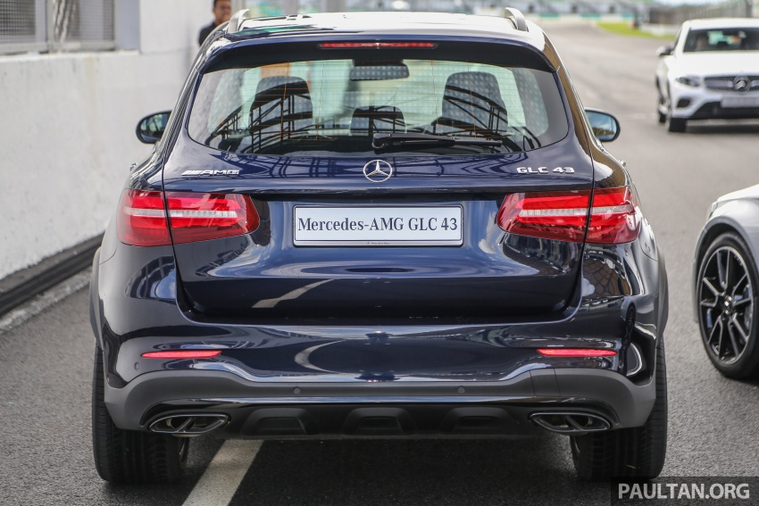 Mercedes-AMG GLC43 and GLC43 Coupe in Malaysia – 0-100 km/h in 4.9 seconds, RM539k and RM581k Image #657014