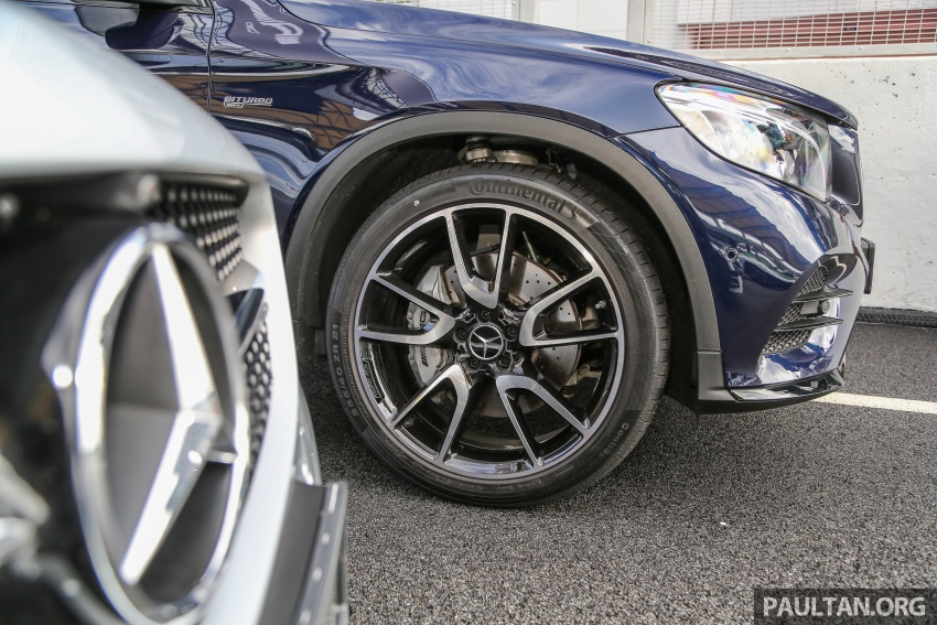 Mercedes-AMG GLC43 and GLC43 Coupe in Malaysia – 0-100 km/h in 4.9 seconds, RM539k and RM581k Image #657018