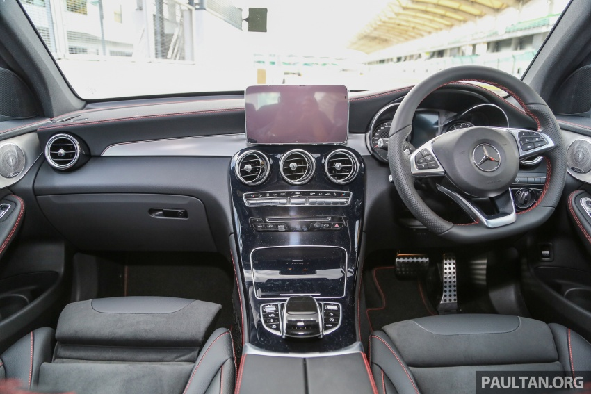 Mercedes-AMG GLC43 and GLC43 Coupe in Malaysia – 0-100 km/h in 4.9 seconds, RM539k and RM581k Image #657020