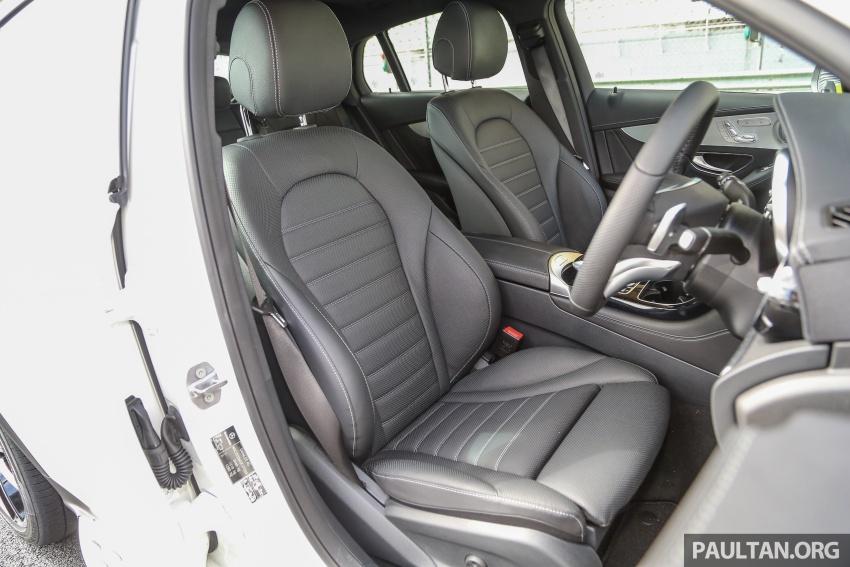 Mercedes-AMG GLC 43 4MATIC, GLC 43 4MATIC Coupe di M'sia – 3.0L biturbo V6, 362 hp, dari RM539k Image #656975