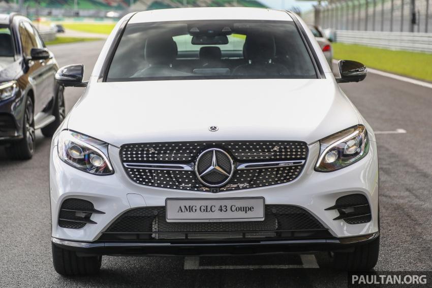 Mercedes-AMG GLC 43 4MATIC, GLC 43 4MATIC Coupe di M'sia – 3.0L biturbo V6, 362 hp, dari RM539k Image #656964