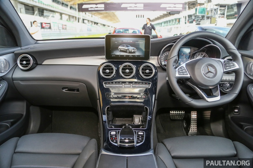 Mercedes-AMG GLC43 and GLC43 Coupe in Malaysia – 0-100 km/h in 4.9 seconds, RM539k and RM581k Image #657009