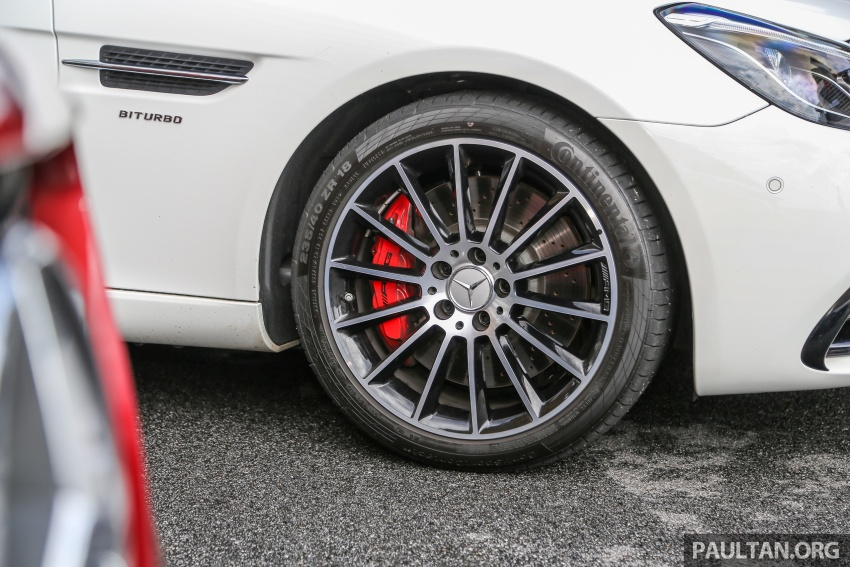 Mercedes-AMG SLC43 debuts in Malaysia – RM571k Image #656999