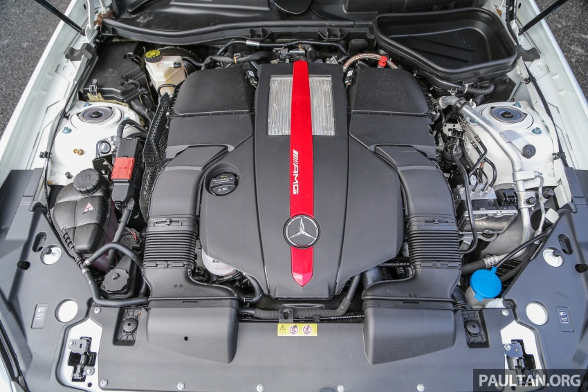 Mercedes-AMG SLC43 debuts in Malaysia – RM571k Image #657001