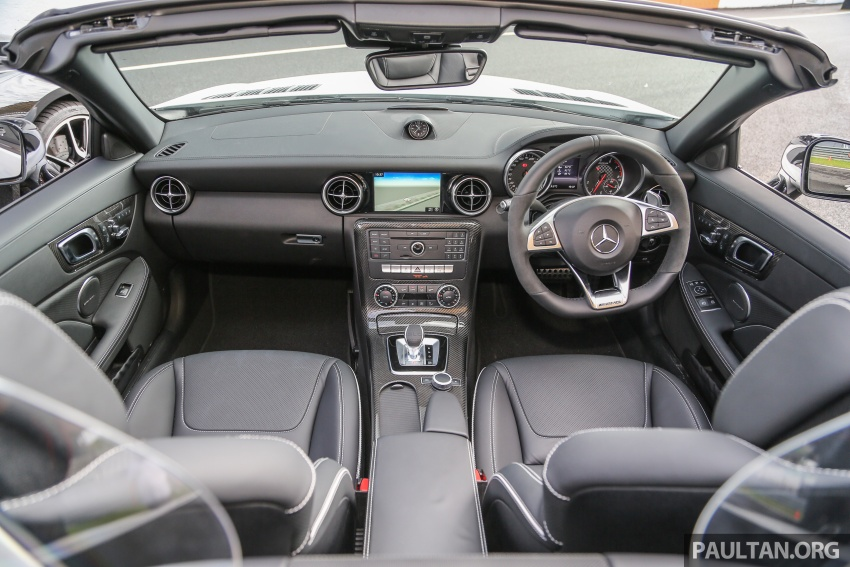 Mercedes-AMG SLC43 debuts in Malaysia – RM571k Image #657003
