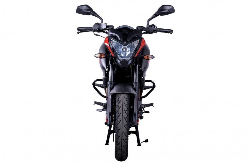 Modenas Pulsar RS200 dan NS200 dilancarkan – enjin 199.5 cc, 24.5 PS dan 18.6 Nm, harga dari RM9,222 Image #660679