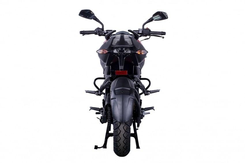 Modenas Pulsar RS200 dan NS200 dilancarkan – enjin 199.5 cc, 24.5 PS dan 18.6 Nm, harga dari RM9,222 Image #660683
