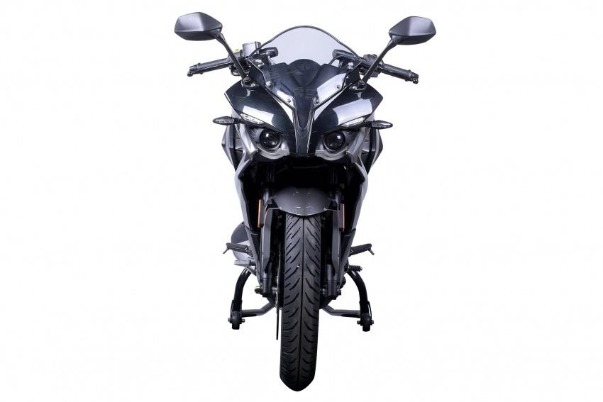 Modenas Pulsar RS200 dan NS200 dilancarkan – enjin 199.5 cc, 24.5 PS dan 18.6 Nm, harga dari RM9,222 Image #660657