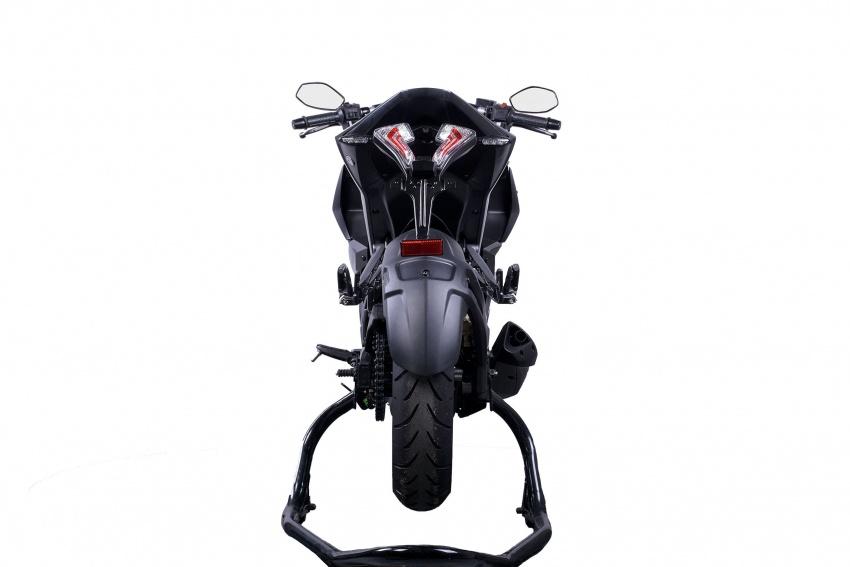 Modenas Pulsar RS200 dan NS200 dilancarkan – enjin 199.5 cc, 24.5 PS dan 18.6 Nm, harga dari RM9,222 Image #660661