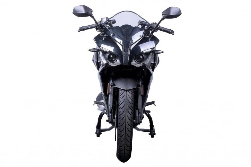 Modenas Pulsar RS200 dan NS200 dilancarkan – enjin 199.5 cc, 24.5 PS dan 18.6 Nm, harga dari RM9,222 Image #660635