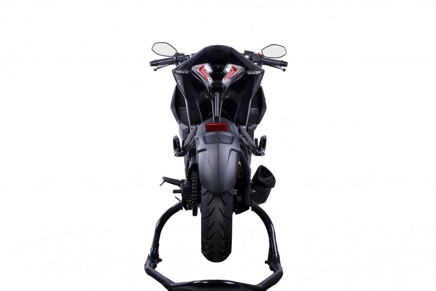 Modenas Pulsar RS200 dan NS200 dilancarkan – enjin 199.5 cc, 24.5 PS dan 18.6 Nm, harga dari RM9,222 Image #660639