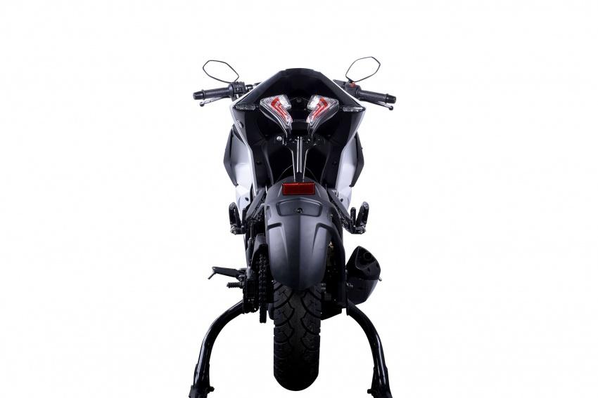 Modenas Pulsar RS200 dan NS200 dilancarkan – enjin 199.5 cc, 24.5 PS dan 18.6 Nm, harga dari RM9,222 Image #660648