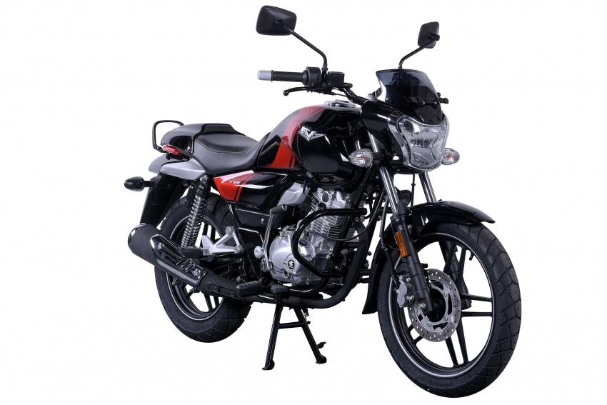 Modenas V15 dilancarkan; 149.5 cc, berharga RM5,989 Image #660692