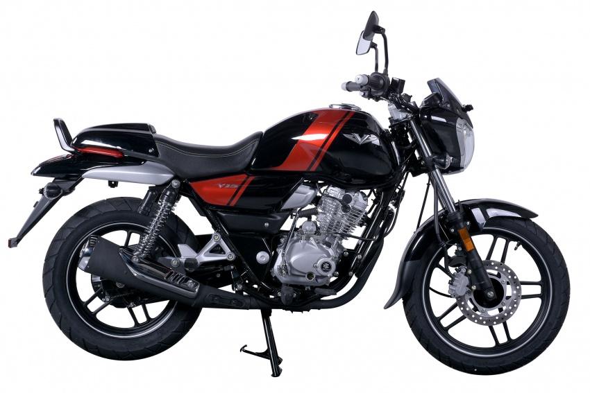 Modenas V15 dilancarkan; 149.5 cc, berharga RM5,989 Image #660693