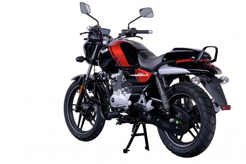Modenas V15 dilancarkan; 149.5 cc, berharga RM5,989 Image #660696