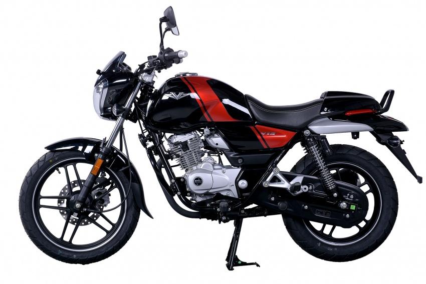 Modenas V15 dilancarkan; 149.5 cc, berharga RM5,989 Image #660697
