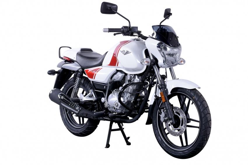 Modenas V15 dilancarkan; 149.5 cc, berharga RM5,989 Image #660700