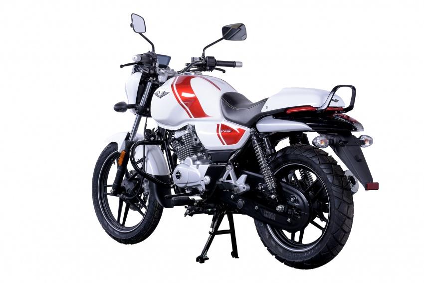 Modenas V15 dilancarkan; 149.5 cc, berharga RM5,989 Image #660704