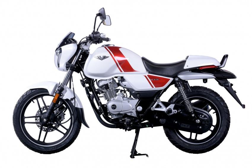 Modenas V15 dilancarkan; 149.5 cc, berharga RM5,989 Image #660705