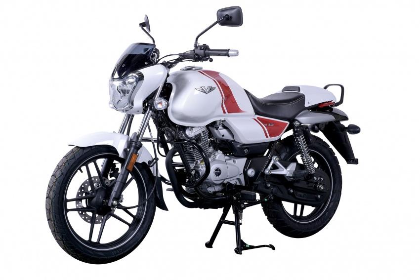Modenas V15 dilancarkan; 149.5 cc, berharga RM5,989 Image #660706