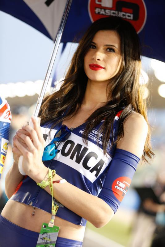 MotoGP to remove paddock girls from the racing grid? Paul Tan - Image 658760