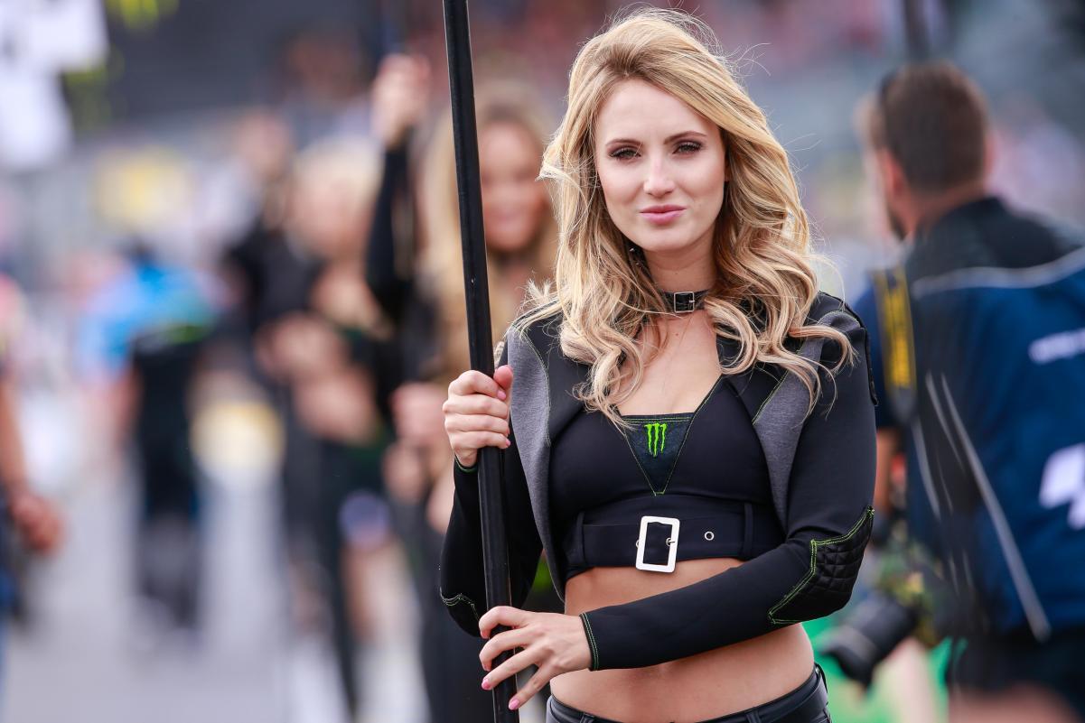 MotoGP to remove paddock girls from the racing grid? Paul Tan - Image 658739