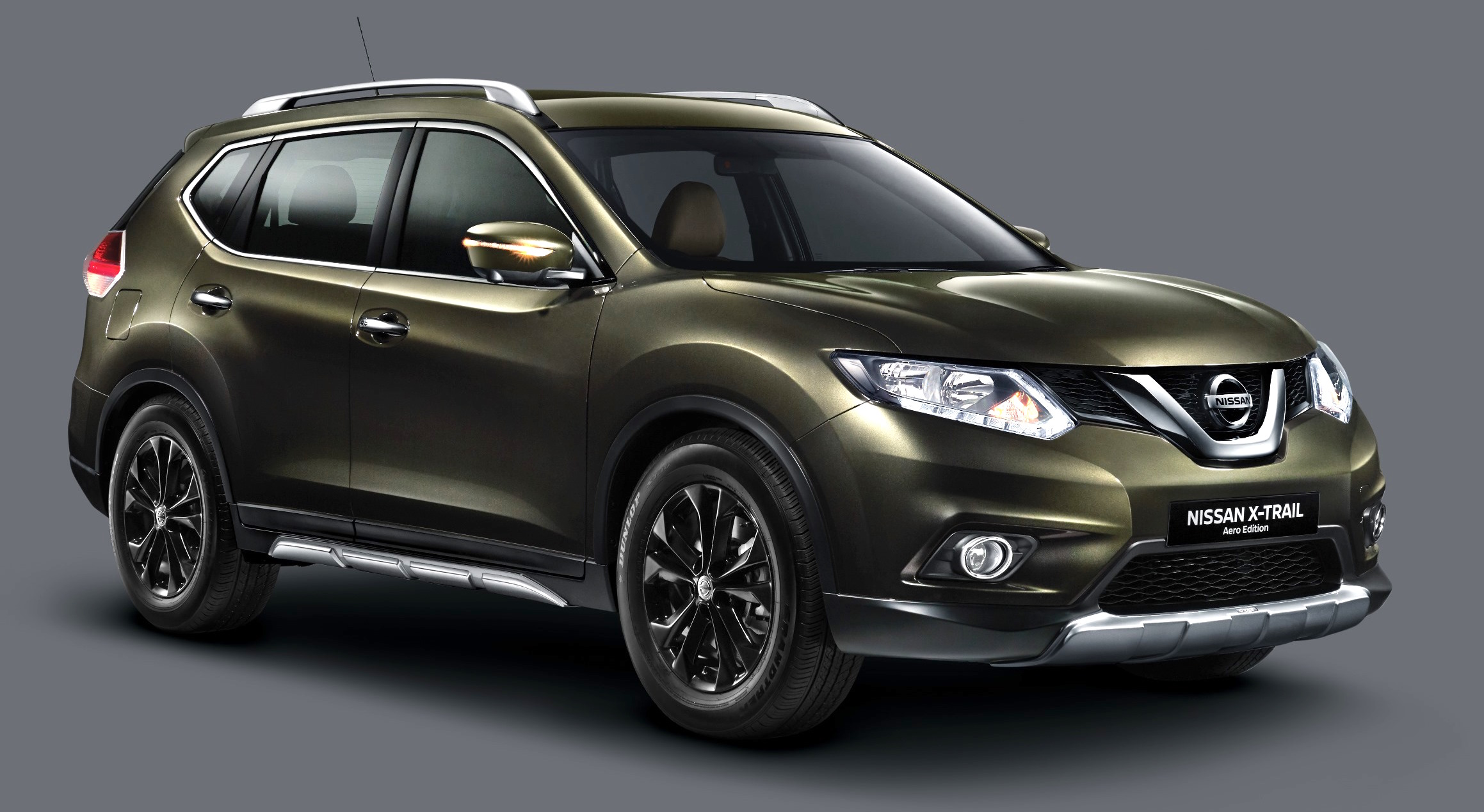 nissan x trail aero edition introduced available in 2 0l. Black Bedroom Furniture Sets. Home Design Ideas