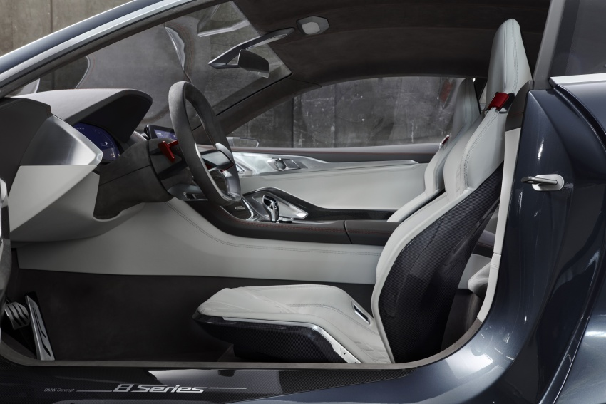 BMW Concept 8 Series shown – production in 2018 Image #664167