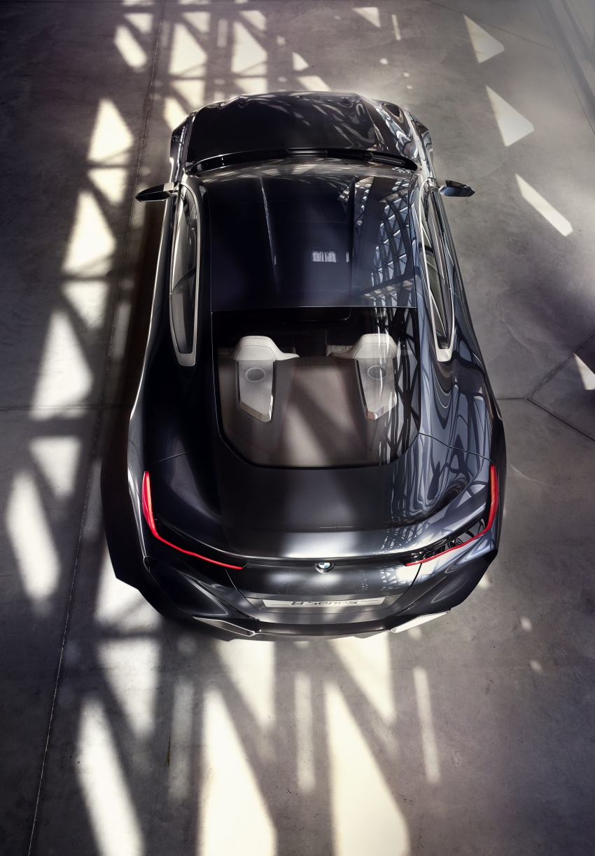 BMW Concept 8 Series shown – production in 2018 Image #664183