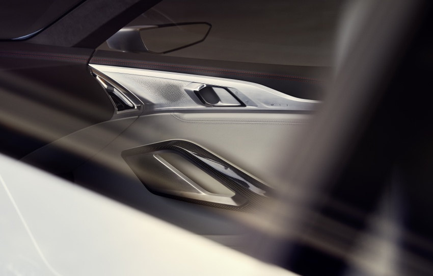 BMW Concept 8 Series shown – production in 2018 Image #664190