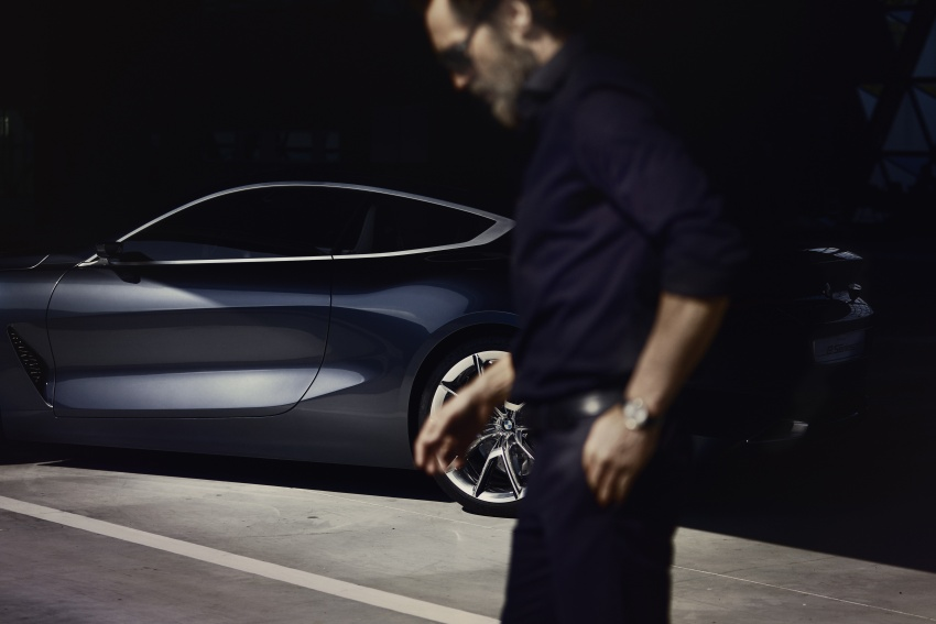 BMW Concept 8 Series shown – production in 2018 Image #664191
